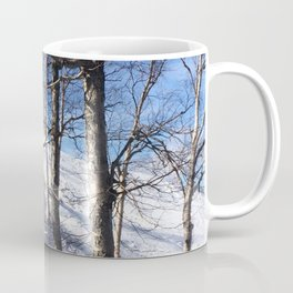 Sunny on the Slopes Coffee Mug