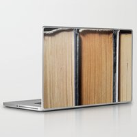 books Laptop & iPad Skins featuring Books by eARTh