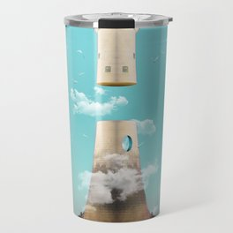 Lighthouse Separatio Travel Mug