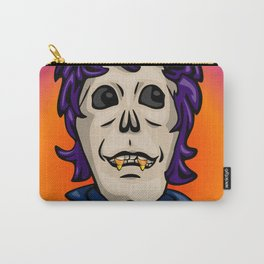 Candy Corn Ghoul Carry-All Pouch