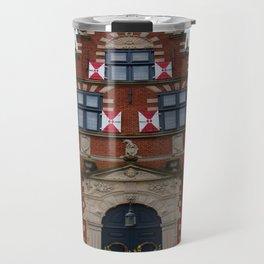 Zwaanendael Museum Travel Mug