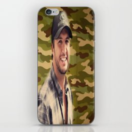 Country Girl Shake it For Me iPhone Skin