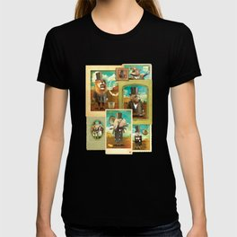 Circus-Circus: The Whole Gang T-shirt