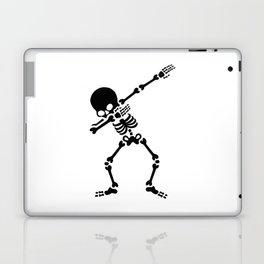 Dabbing skeleton (Dab) Laptop & iPad Skin