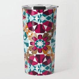Moroccan Mosaic Travel Mug