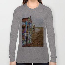 Sunken Cadillacs Long Sleeve T-shirt