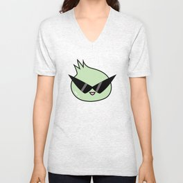 Garlic Slime Jr. Unisex V-Neck