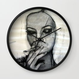 Untitled (for now) Wall Clock