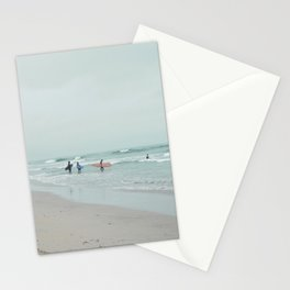 Lets Surf Stationery Cards