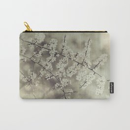 hawthorn blossoms Carry-All Pouch