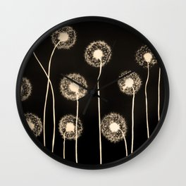 Scourge of Suburbia Wall Clock
