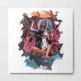 art91 Metal Print