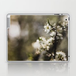 Blooming, Blossom, Sunflare - Spring in my Hearth! Laptop & iPad Skin