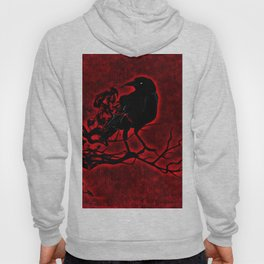 The Red Raven Hoody