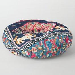 Shigatse Makden South Tibetan Buddhist Saddle Cover Print Floor Pillow