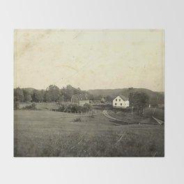The Farmhouse Throw Blanket
