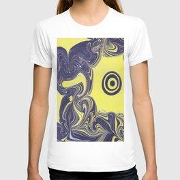 Koloman Moser Flowers T-shirt