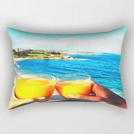 Coogee Beach Rectangular Pillow