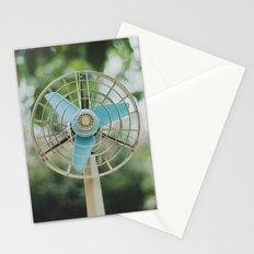 Vintage Fan Stationery Cards