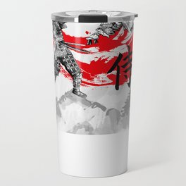 Samurai Warriors Travel Mug