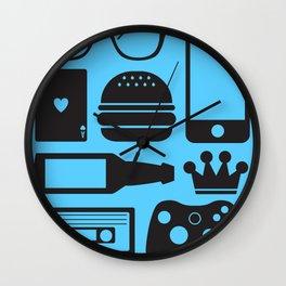 The Modern Geek Wall Clock