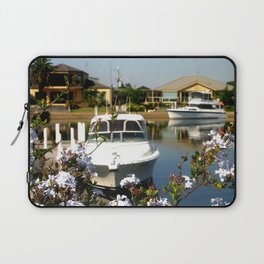 For the Rich & Famous - Paynesville Laptop Sleeve