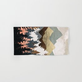 Forest View Hand & Bath Towel
