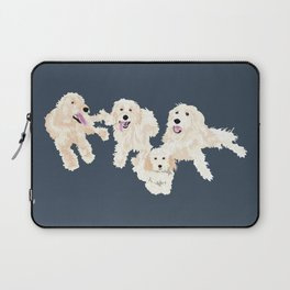 Kylie, tate, connor, and callie Laptop Sleeve