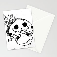 Al Pastor chili-flip Stationery Cards