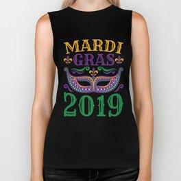 Mardi Gras 2019 Biker Tank