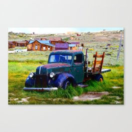 """Ghost Town"" Canvas Print"