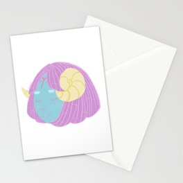Aries The Ram Stationery Cards