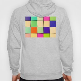 Color Cubes Hoody