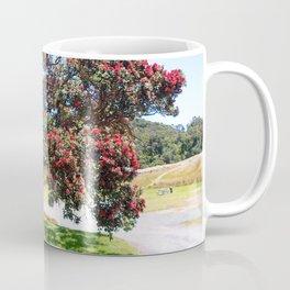 Pōhutukawa Coffee Mug