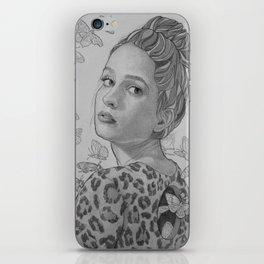 """Papillon"" iPhone Skin"