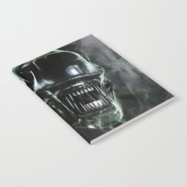 Alien Notebook