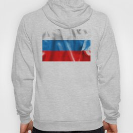 Russian Federation Flag Hoody