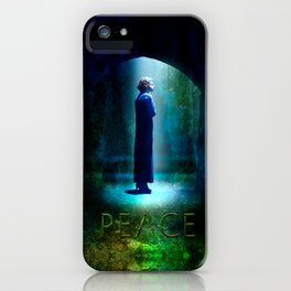 Choose Peace iPhone Case