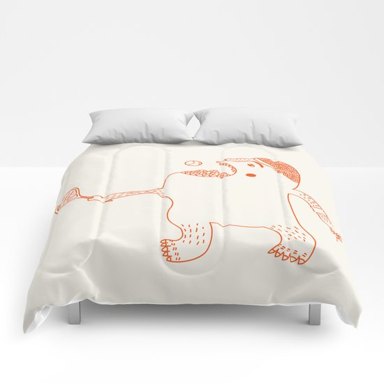 Game, Set and Munch Comforters