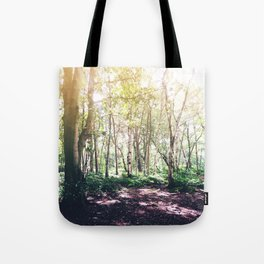 Dappled Forest Tote Bag