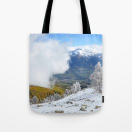 The Gift Of Nature Tote Bag