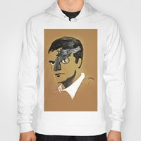 quentin tarantino Hoodies featuring Quentin by Gabby Grife   GuinArt