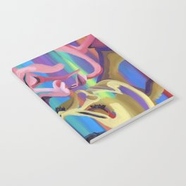 Hover Tension Notebook