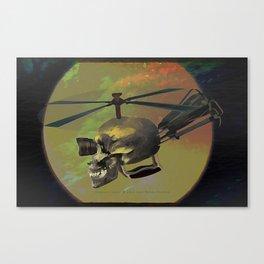 Magnus-Copter -007 Canvas Print