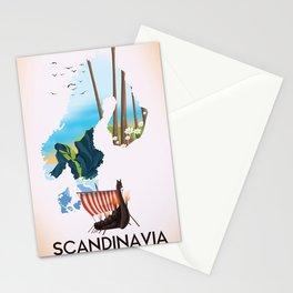 Scandinavia Stationery Cards