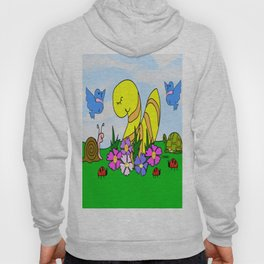 """""""Willy Worm Gathering"""" Hoody"""