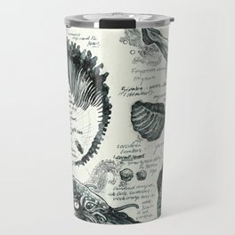 Sketchbook - Fossils Travel Mug