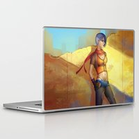 punk Laptop & iPad Skins featuring Punk by clayscence
