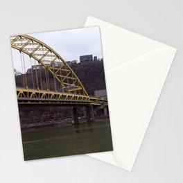 Ft. Pitt Bridge I Stationery Cards