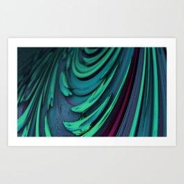 Ophiuchus Supercluster Art Print